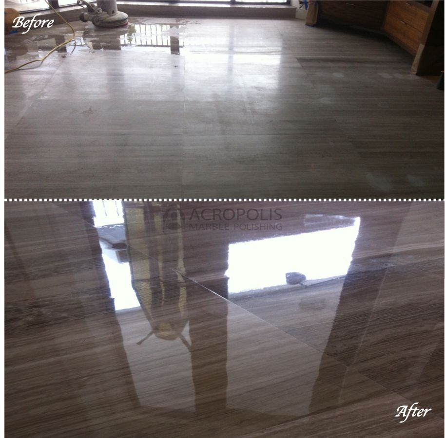Before & After projects, Portfolio - Acropolis Marble