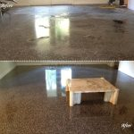 12 Terrazzo & marble table before-after