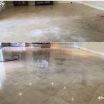 15 Travertine before- after