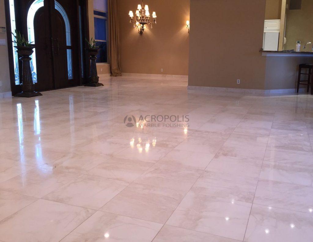 Marble Restoration Portfolio Acropolis Marble Polishing