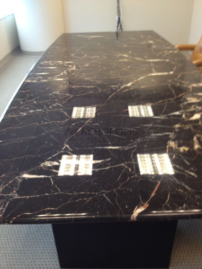 5 Marble Conference Table Acropolis Marble Polishing Miami