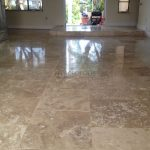 5 Travertine restoration