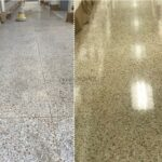 ACROPOLIS MARBLE POLISHING BEFORE & AFTER PROJECTS